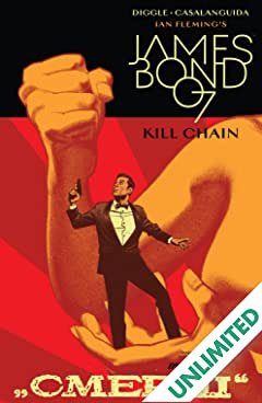 James Bond: Kill Chain (2017) #5 (of 6)
